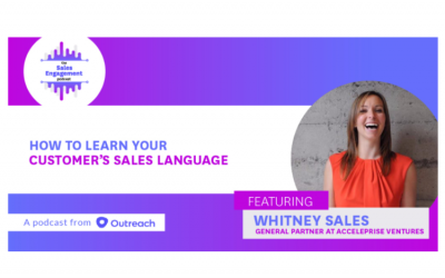 How to Learn Your Customer's Sales Language – Whitney Sales