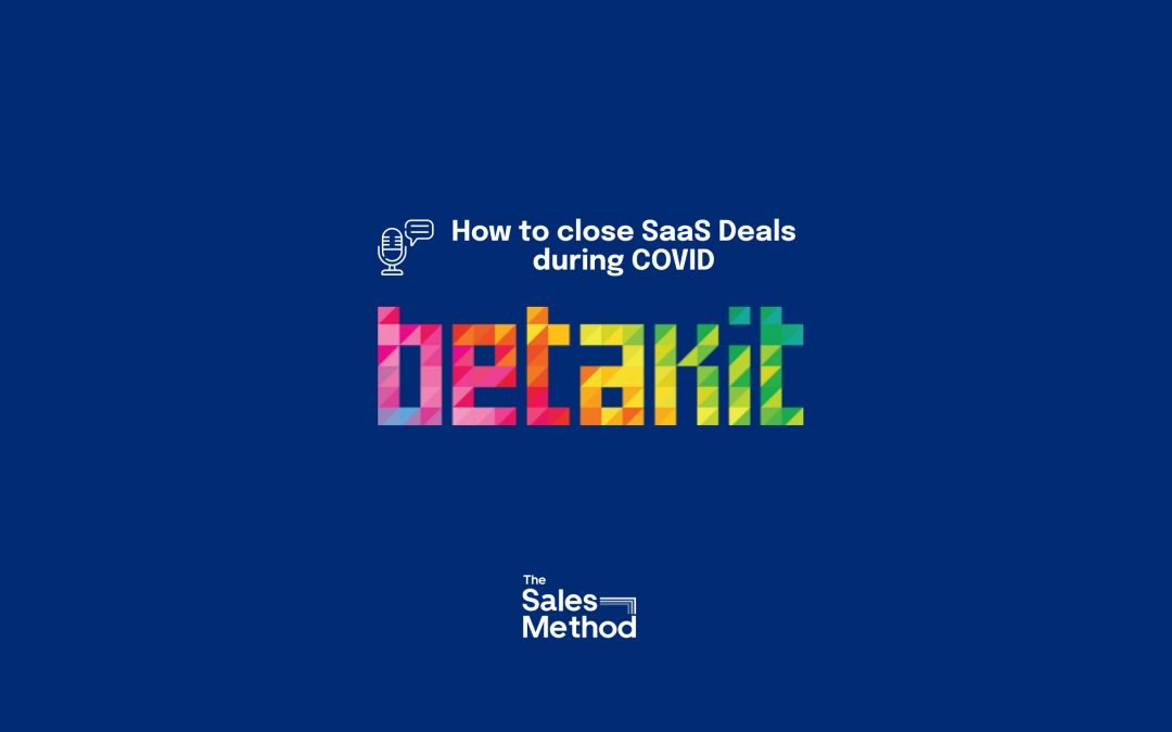 How to close SaaS Deals during COVID