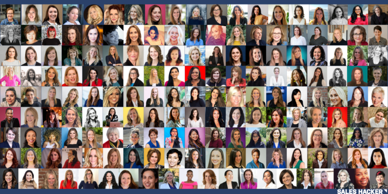 170+ Women in Sales Share Their Career-Defining Aha Moment